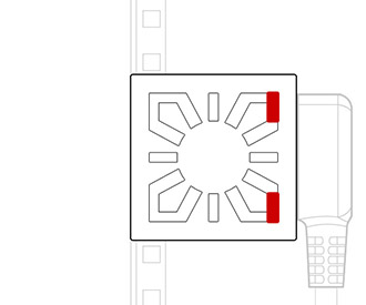 diagram for meter socket installation meter to breaker box
