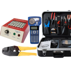 Fibre Optic Cleaning Tools and Test Equipment