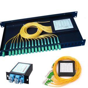 Fibre Optic Components and Assemblies