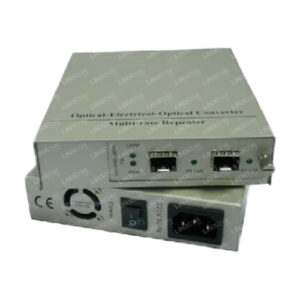 10GB Optical-Electrical-Optical (OEO) Media Converter