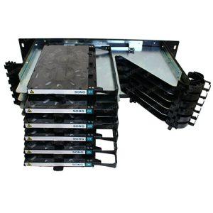 3U Sliding Cassette Panel