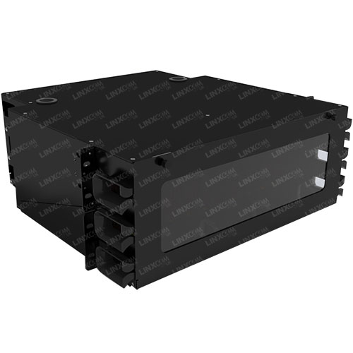 4U MTP LGX patch panel