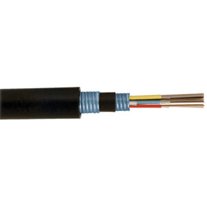 Double Jacket Loose Tube Armoured Cable