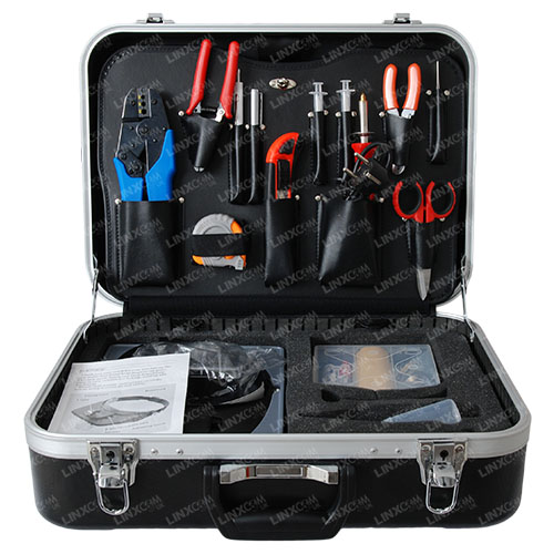 Large Fibre Optic Termination Kit