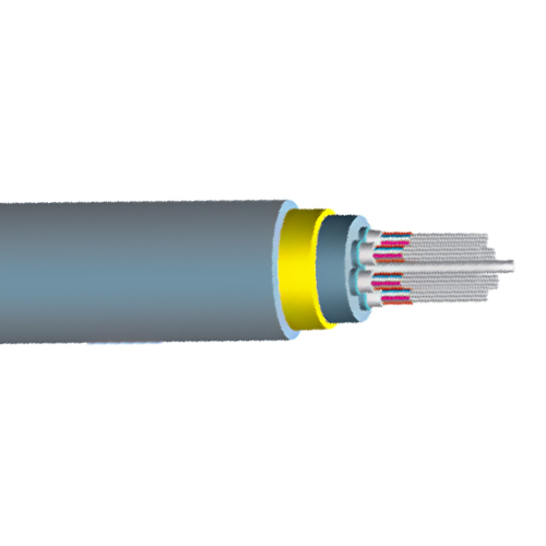 Multi Tube Dry Structure Distribution Cable
