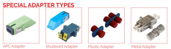 Special Adapters Types