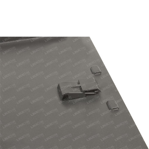 Tool-less Blanking Panel Latch