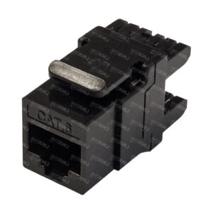 UTP CAT6 Keystone Jacks