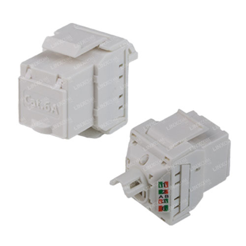 UTP CAT6A Keystone Jacks