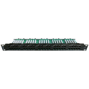 Cat3 UTP 50 Port Voice Patch Panel