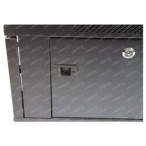 Wall Cabinet Model A Door Latch