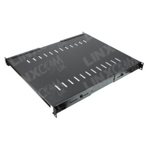 1U 550-800mm Adjustable Fixed Shelf