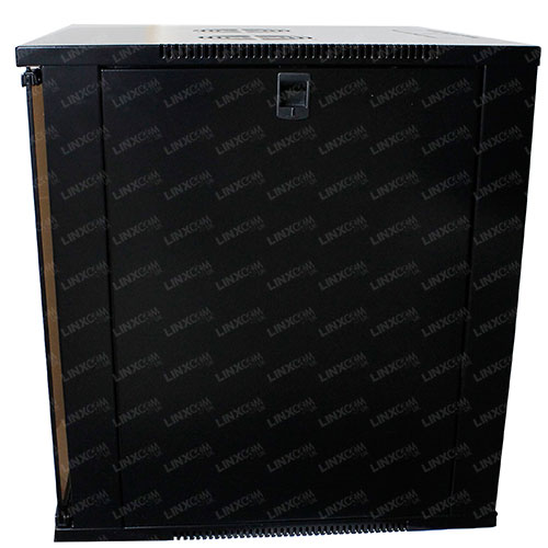 "12U 19"" 540x600mm Wall Mounted Cabinet Model Q Side"