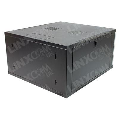"""6U 19"""" 540*600mm Model Q Wall Cabinet Back"""