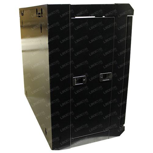 """9U 19"""" 570*300mm Model E Wall Cabinet Side"""
