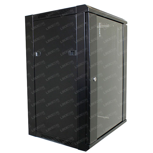 "18U 19"" 570x450mm Wall Mounted Cabinet Model E"