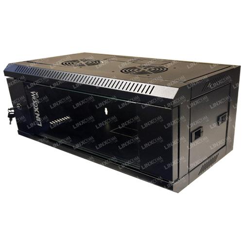 "4U 19"" 570x450mm Wall Mounted Cabinet Model E"