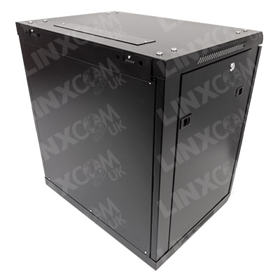 "12U 19"" 600x300mm Wall Cabinet Back"