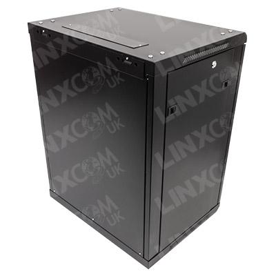 "15U 19"" 600*300mm Model A Wall Cabinet Back"