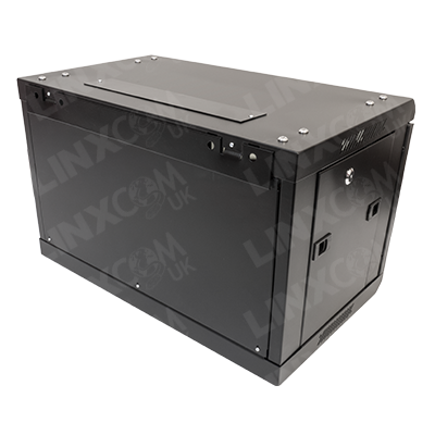 "6U 19"" 600*300mm Model A Wall Cabinet Back"