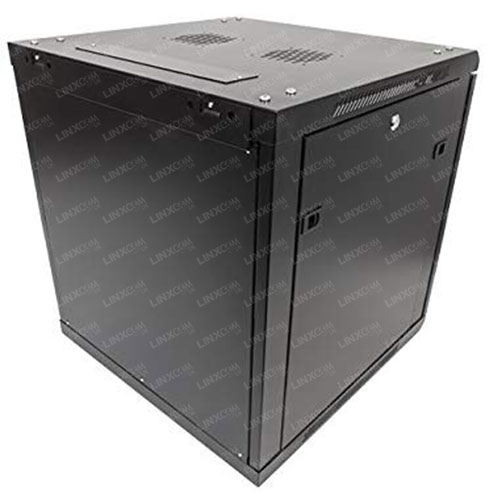 "12U 19"" 600x450mm Wall Mounted Cabinet Model A Back"