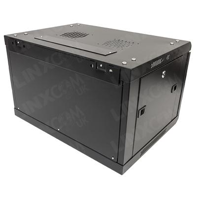 "6U 19"" 600*450mm Model A Wall Cabinet Back"