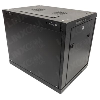 "9U 19"" 600*450mm Model A Wall Cabinet Back"