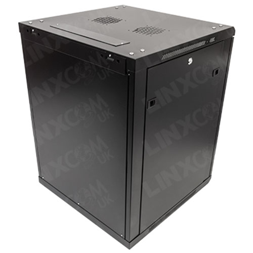 "15U 19"" 600*600mm Model A Wall Cabinet Back"