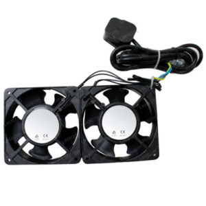 Rack-Mountable Cooling Fans