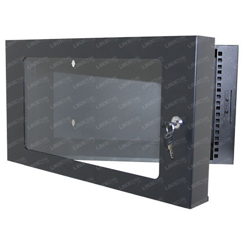 Wall Mounted Cabinet Model P Open